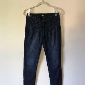 Paige Verdugo Ultra Skinny Stretch Jeans
